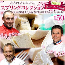 『【春限定】大人のプレミアムチーズコレクション』