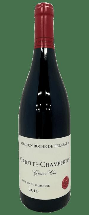 ロッシュ・ド・ベレーヌ グリオット・シャンベルタン【2010】(750ml)