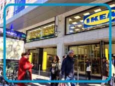 IKEAがオープン