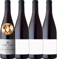 鰻の蒲焼に合う、ブルゴーニュ1級ワインが入る豪華赤ワイン4本セット