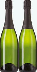 欧州産スパークリングワイン2本