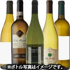 【季節のワインセット★9月号】心と体に染みる!スッキリ白ワイン5本セット