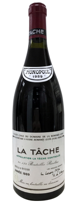 DRC ラ・ターシュ【1989】(750ml)