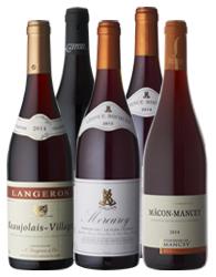 贅沢★ブルゴーニュ1級赤ワイン5本セット