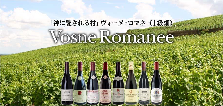 【神に愛される村】ヴォーヌ・ロマネ《1級畑》特集!