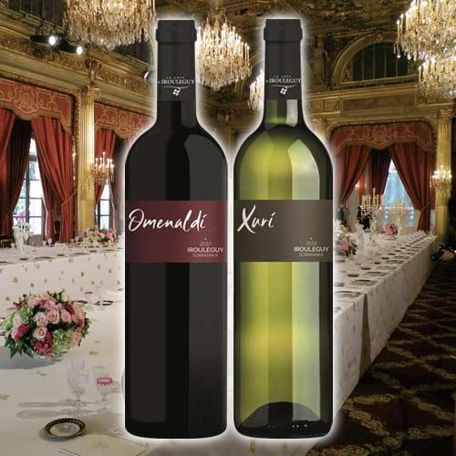 エリゼ宮御用達ワイン紅白セット